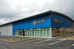 AXYZ new-premises